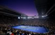 MELBOURNE, AUSTRALIA - JANUARY 31:  A general view of Rod Laver Arena during the Men's Final match between Andy Murray of Great Britain and Novak Djokovic of Serbia on day 14 of the 2016 Australian Open at Melbourne Park on January 31, 2016 in Melbourne, Australia.  (Photo by Graham Denholm/Getty Images)