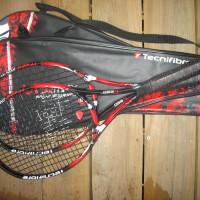 2 db új Technifibre TFight 295 teniszütő eladó